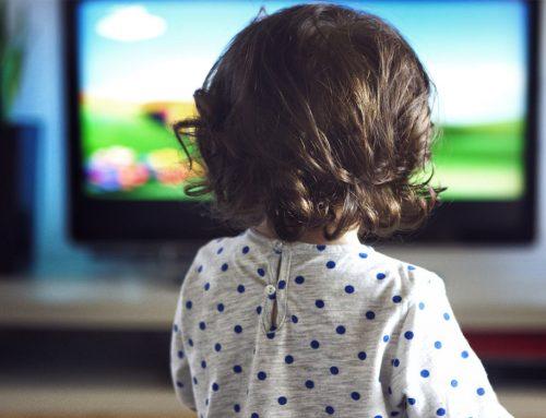 Родители, загасете телевизора